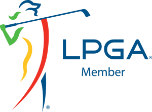 LPGA TCP-member horizontal color over white